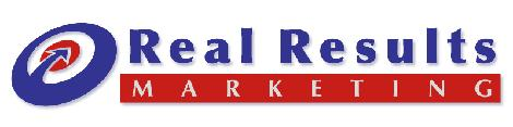Real Results Marketing Logo